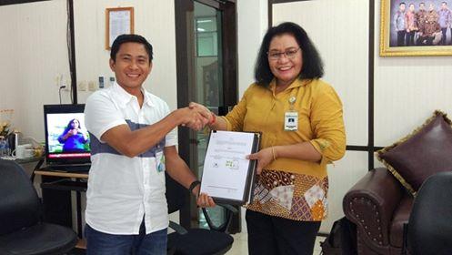 Duo BPJS di Maluku Jalin Kerjasama
