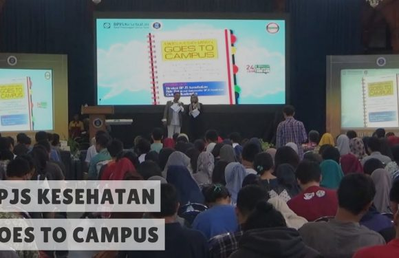 BPJS Kesehatan Goes to Campus