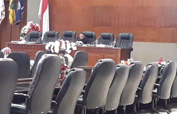 Bahas Sejumlah Ranperda, DPRD Maluku Bentuk Pansus