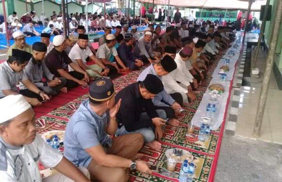 Rajut Kebersamaan, Kodim 1506/ Namlea Gelar Nuzulul Qur,an Dan Buka Puasa Bersama