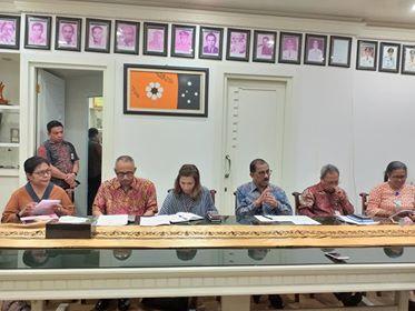 Tiga Lokasi Ambon Clean City Day
