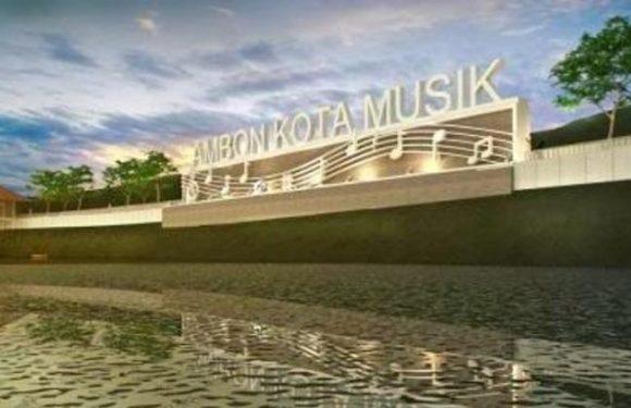 Jadi Kota Musik Dunia, 25 Rencana Disiapkan AMO