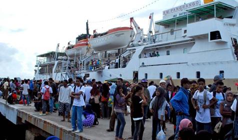 Dishub Siapkan 5 Kapal & 4 Ferry Layani Mudik Gratis