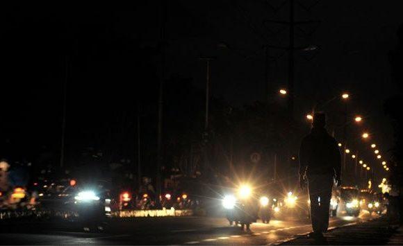 Lampu Jalan Di Gunung Nona Padam, Pemkot Cuek