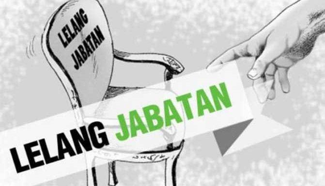 Jabatan Kepala Keuangan, Bappeda-Litbang & Dispora Mulai Dilelang