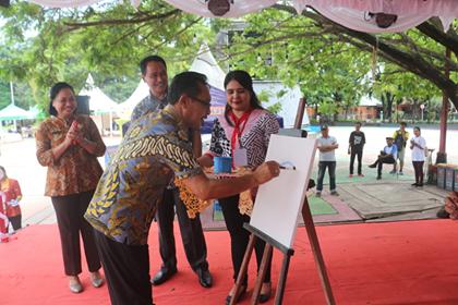 Usung Isu HAM & Adat, Wagub Apresiasi MMF 2019