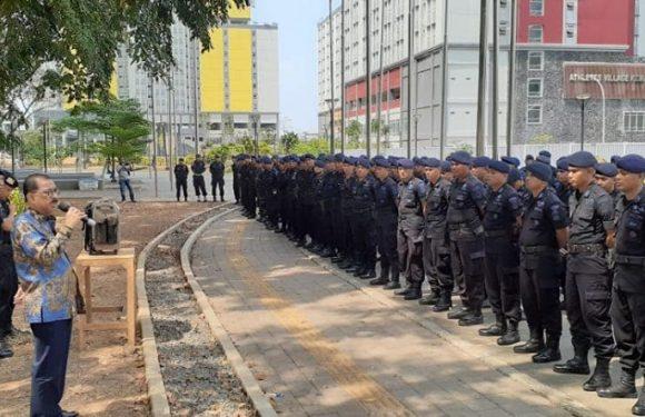 Sambangi Brimob Maluku, Walikota Beri Semangat & Bantuan