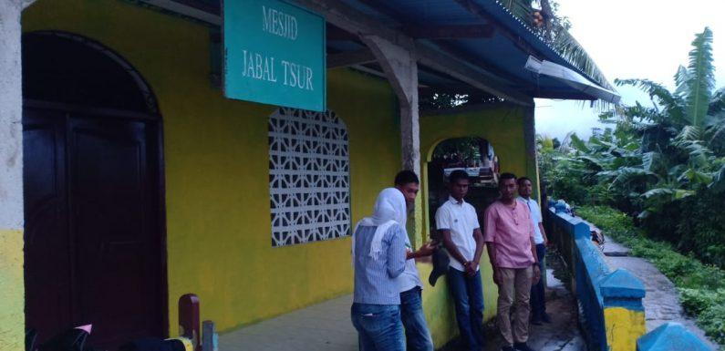 AMGPM Bethesda & TNI/Polri Jaga Sholat Ied di Air Salobar