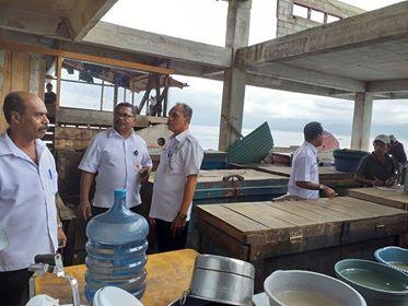 Alasan Higienis, Pasar Ikan & Toilet Harus Dipisah