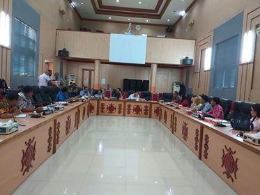 Rancang Perda Perikanan, DPRD Bolmong Sambangi Ambon