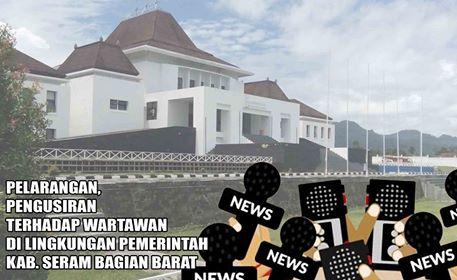 FADNI Kecam Sikap Pemkab SBB Terhadap Wartawan