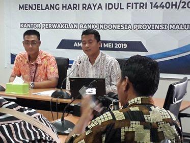 BI Maluku Siap Layani Masyarakat Jelang Idul Fitri