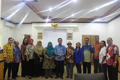 Belajar Pemulihan Konflik, Tim Aceh Kunjungi Ambon