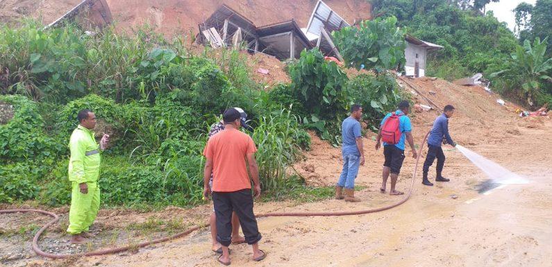 Longsor di Wailela, Sempat Hambat Akses Transportasi