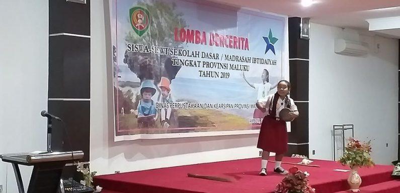 Cerita Rakyat Kei, Hantarkan Zaneta Wakili Maluku ke Tingkat Nasional