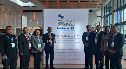 APCS 2019, Pesohor Dunia Berbagi Sukses Dengan Delegasi Ambon
