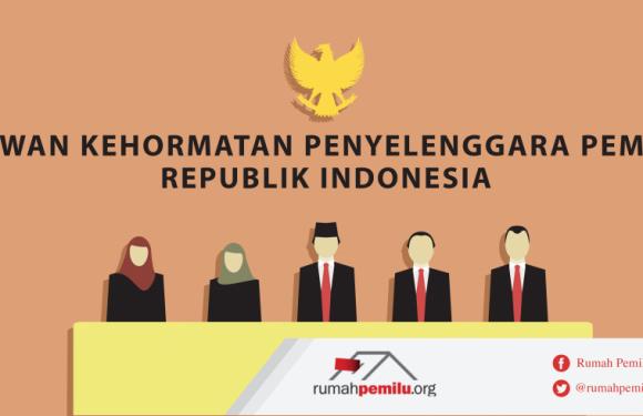 Senin Depan, DKPP Sidangkan Tiga Perkara Kode Etik di Ambon