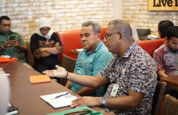 DPMPTSP & BPJS Kesehatan Diskusi Implementasi JKN di Ambon