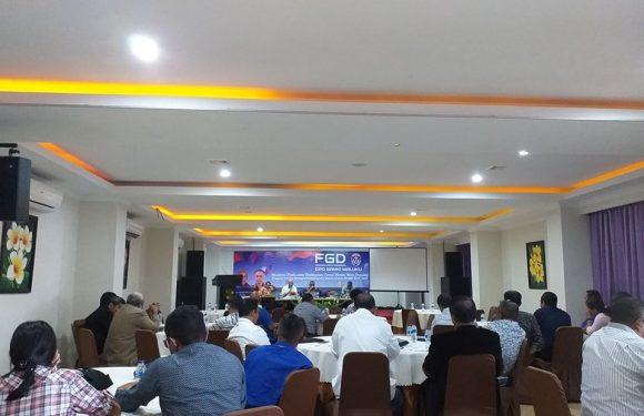9 Poin Strategis Hasil FGD GAMKI Maluku