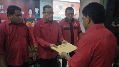 Alasan Mega Putuskan Murad, Edwin & Lucky KSB Maluku