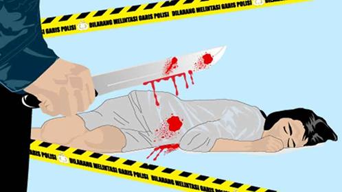Suami Pembunuh Istri di Mardika Masih DPO