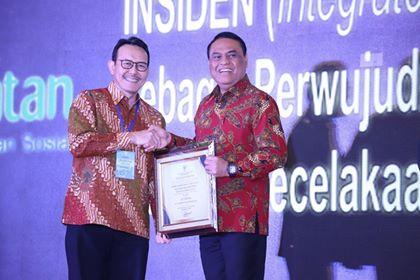 INSIDEN Sabet Penghargaan 99 Top Inovasi Pelayanan Publik 2019