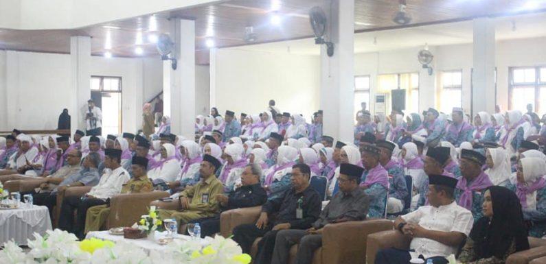 15 Juli, 365 CJH Kota Ambon ke Embarkasi Makassar
