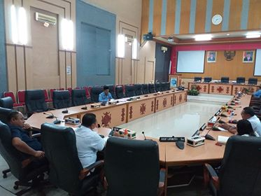 Hanya 6 Anggota Hadiri Rapat Komisi II-Kadis Pendidikan