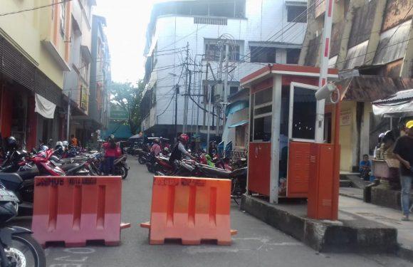 Portal Parkir Rusak, Dishub Janji Perbaiki Segera