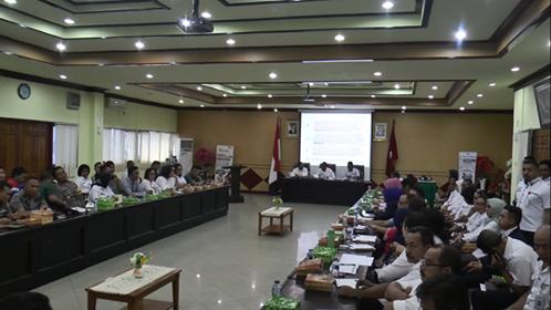Usulan Gubernur, HUT RI Tanggungjawab Polda Maluku