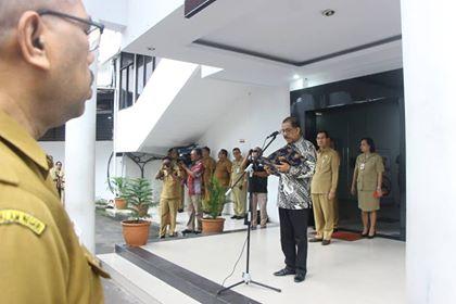 Kepala BPPRD Pimpin Panitia HUT Ke-444 Kota Ambon