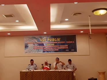 Diuji Publik, Ranperda PPB-TIK Maluku Ditarget Tuntas September