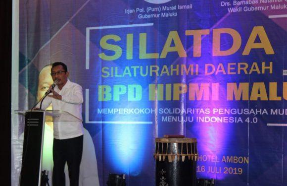 Wagub Minta HIPMI Bantu Pemda & Rakyat