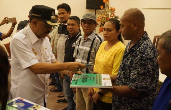 K-PUPR Bantu Renovasi 186 Rumah MBR di Kota Ambon