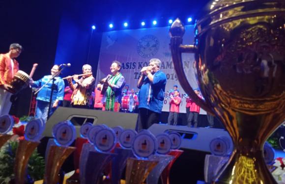 KKA Cup, Respons Gereja Dukung Ambon Kota Musik & Smart