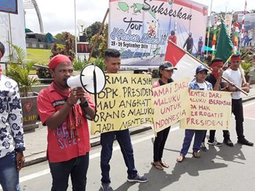 P3WL Desak Menteri Asal Maluku Masuk Kabinet