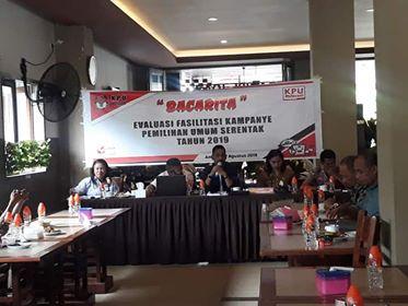 Evaluasi Pemilu 2019, KPU Diberi Masukan & Kritikan
