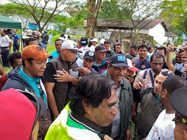 Lomba Belang Berakhir Ricuh, Banda Protes Panitia & Juri