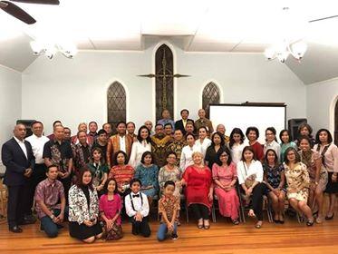 Gubernur Jumpa Diaspora Indonesia di Rockville AS