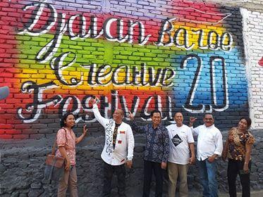 Kreatif & Inspiratif, DBCF Masuk Kalender Pariwisata