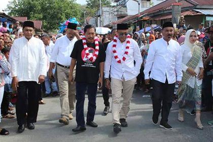 Gubernur Sebut Karnaval Abdau Sebuah Berkat