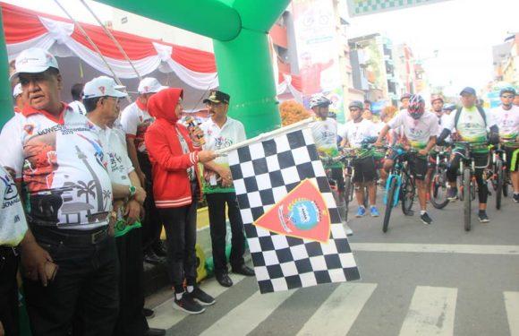 Gowes Nusantara di Ambon, Tonggak Kebangkitan Olahraga Indonesia