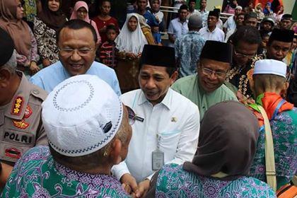 Tiba, Jamaah Haji Maluku Diminta Jadi Teladan Bagi Masyarakat