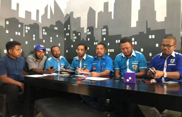 Karateker KNPI Maluku, Hehanussa Cs Jalankan Dua Misi