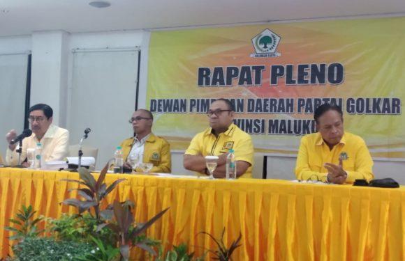 Pengalaman, Incumbent Berpeluang Tetap Pimpinan DPRD Dari Golkar