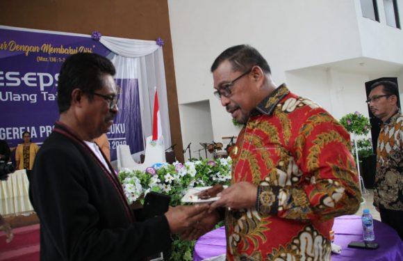 Gubernur Akui GPM Berkontribusi Bagi Diskursus & Spirit Kebangsaan