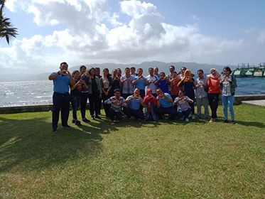 Danlanud Pattimura Ajak Stakeholder Peduli Lingkungan & Laut