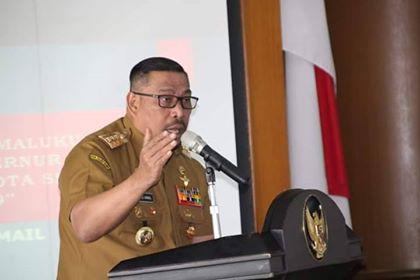 Soal Blok Masela, Gubernur: Anak Maluku Jangan Jadi Penonton