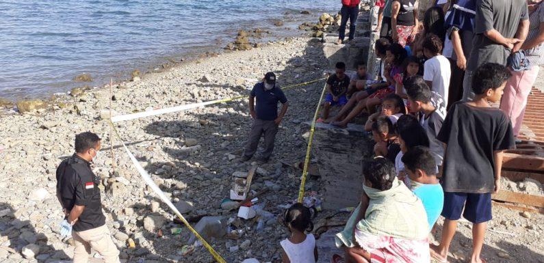 Bayi Laki-laki Tak Berdosa Ditemukan di Wayame