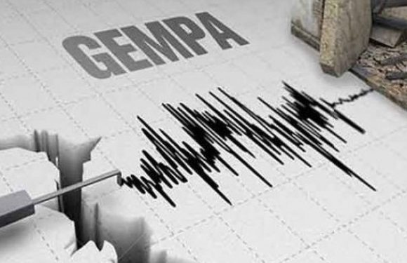 "Kuat, Gempa 3,2 SR ""Bangungkan"" Warga Ambon"